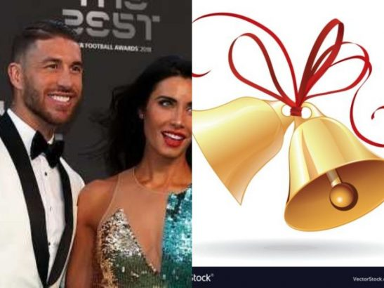 Sergio Ramos set to marry his girlfriend and mother of his kids