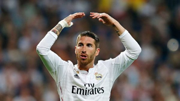 Sergio Ramos reveals why he intentionally got booked against Ajax