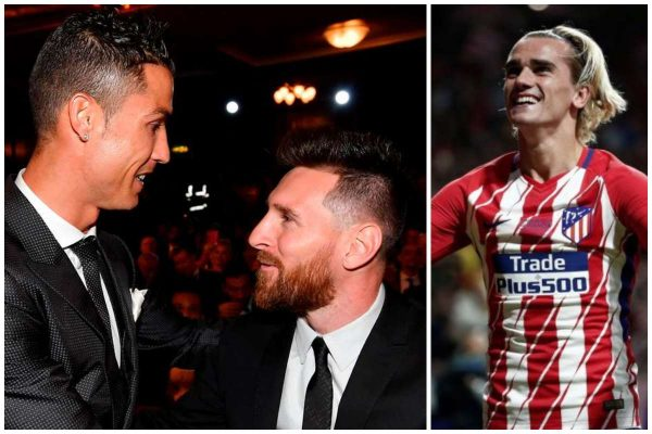 Top 10 highest-paid footballers in the world 2019 lailasnews