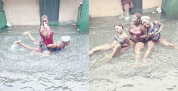 Ekiti slay queens, flood