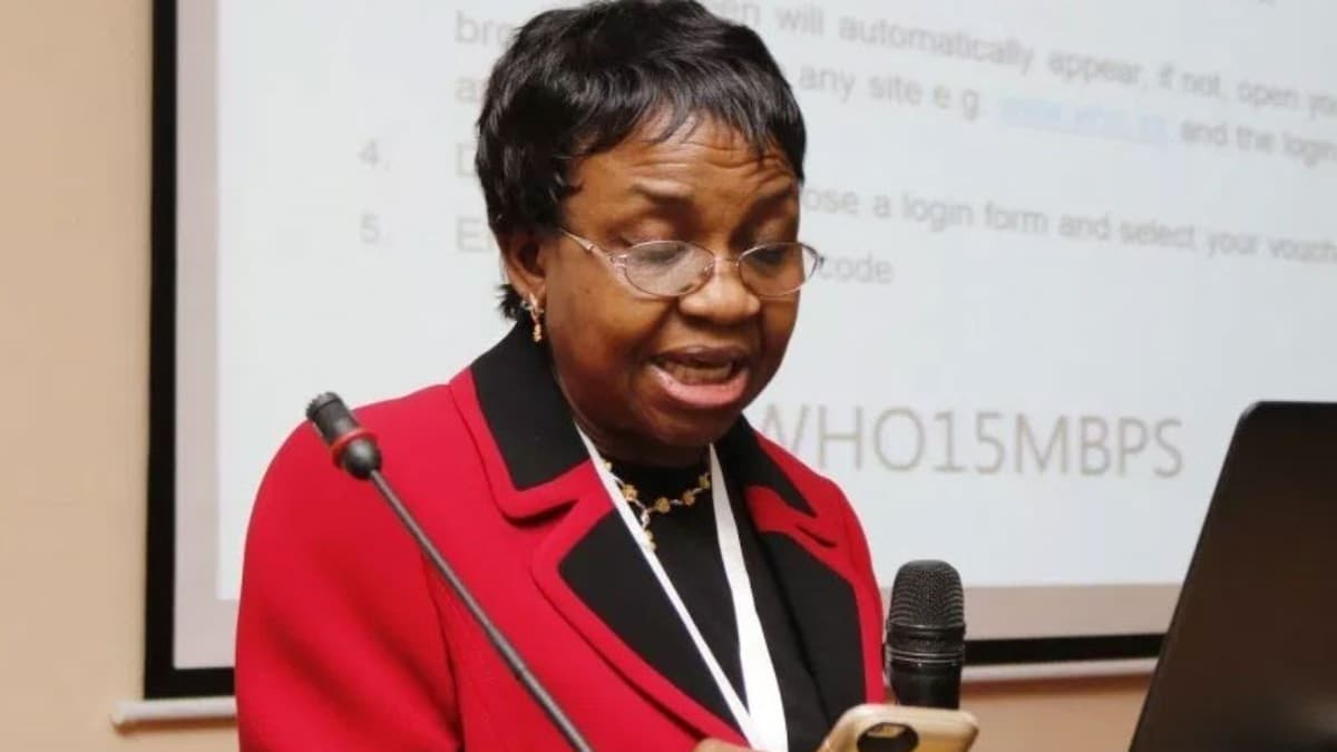 Image result for House of Reps members asked me for bribe – NAFDAC boss