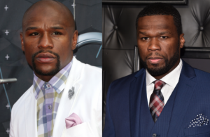 50 Cent mocks Floyd Mayweather for allegedly taking ex-girlfriend's jewelry worth $3m