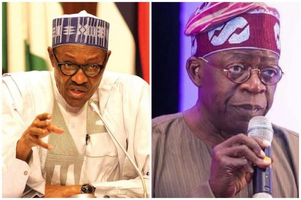 Buhari praises Tinubu on his birthday, says he's a pillar of democracy