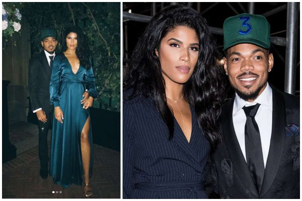 Chance The Rapper and Kristen Corley to get married this weekend lailasnews