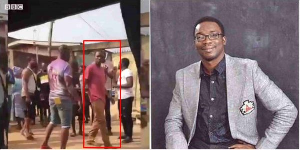 Female BBC reporter in Lagos slapped by Segun Adewale, Aeroland lailasnews