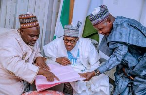 ''I want to leave behind a legacy of free, fair elections in Nigeria'' - President Buhari