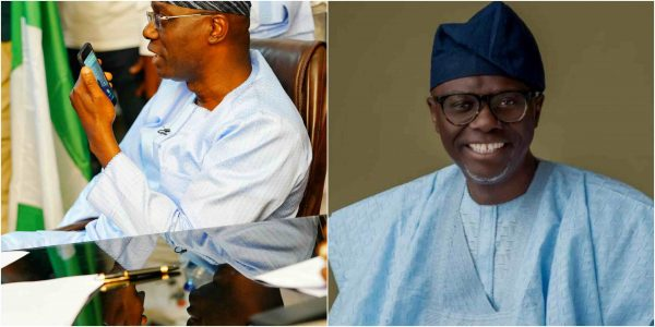 Jimi Agaje calls Sanwo-Olu to congratulate him lailasnews 2