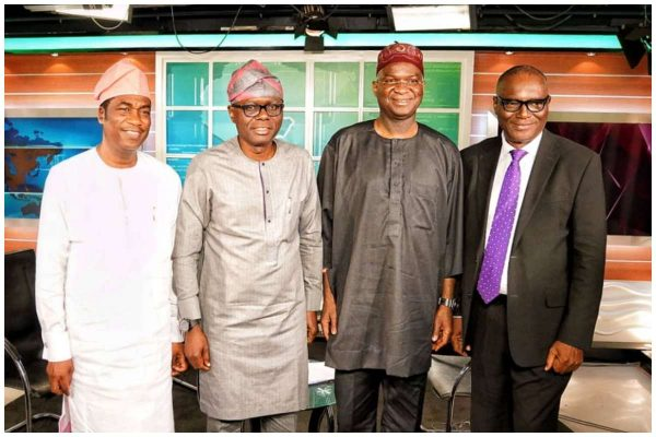 Our government will serve the people - Sanwo-Olu insists lailasnews