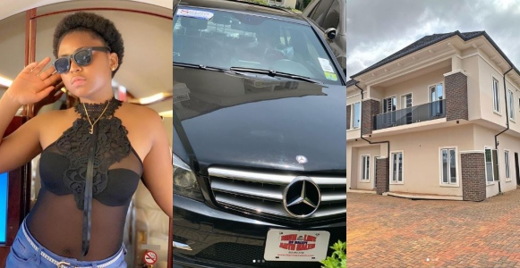 Image result for Regina Daniels blasts those questioning her wealth