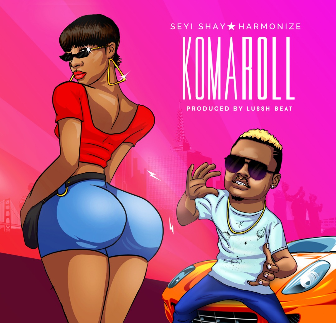Image result for Seyi Shay Ft. Harmonize – Ko Ma Roll