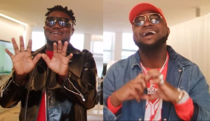 "Image result for CDQ – ""Entertainer"" ft Davido"