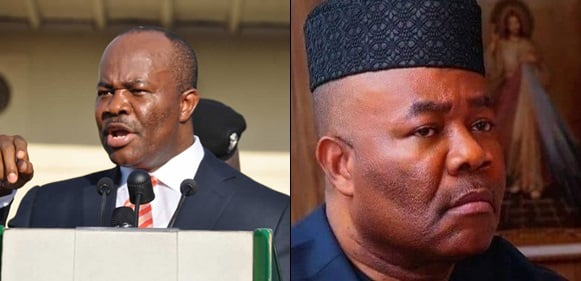 Akpabio Accepts Defeat, Withdraws Case Against Ekpenyong