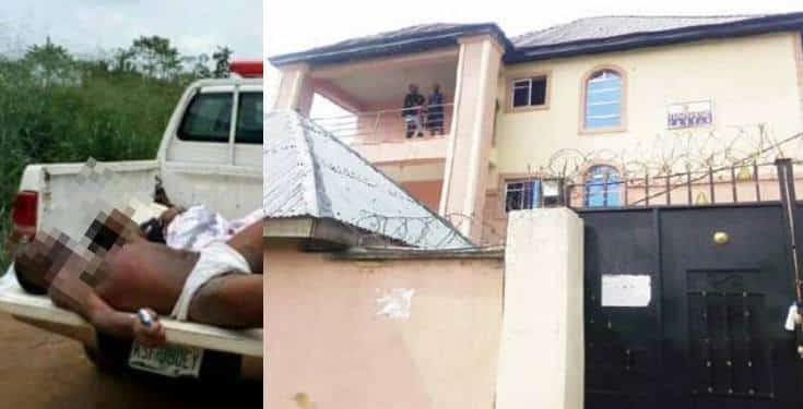 Female student who had romp with FUTO undergraduates is dead