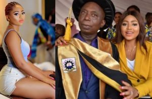 Ned Nwoko alleged to have converted Regina Daniels to Muslim