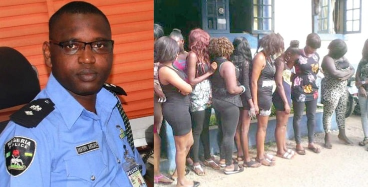 'Prostitution is a crime in Nigeria' - ACP Abayomi Shogunle says
