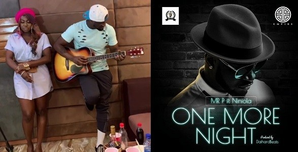 "Image result for Mr. P – ""One More Night"" ft. Niniola"