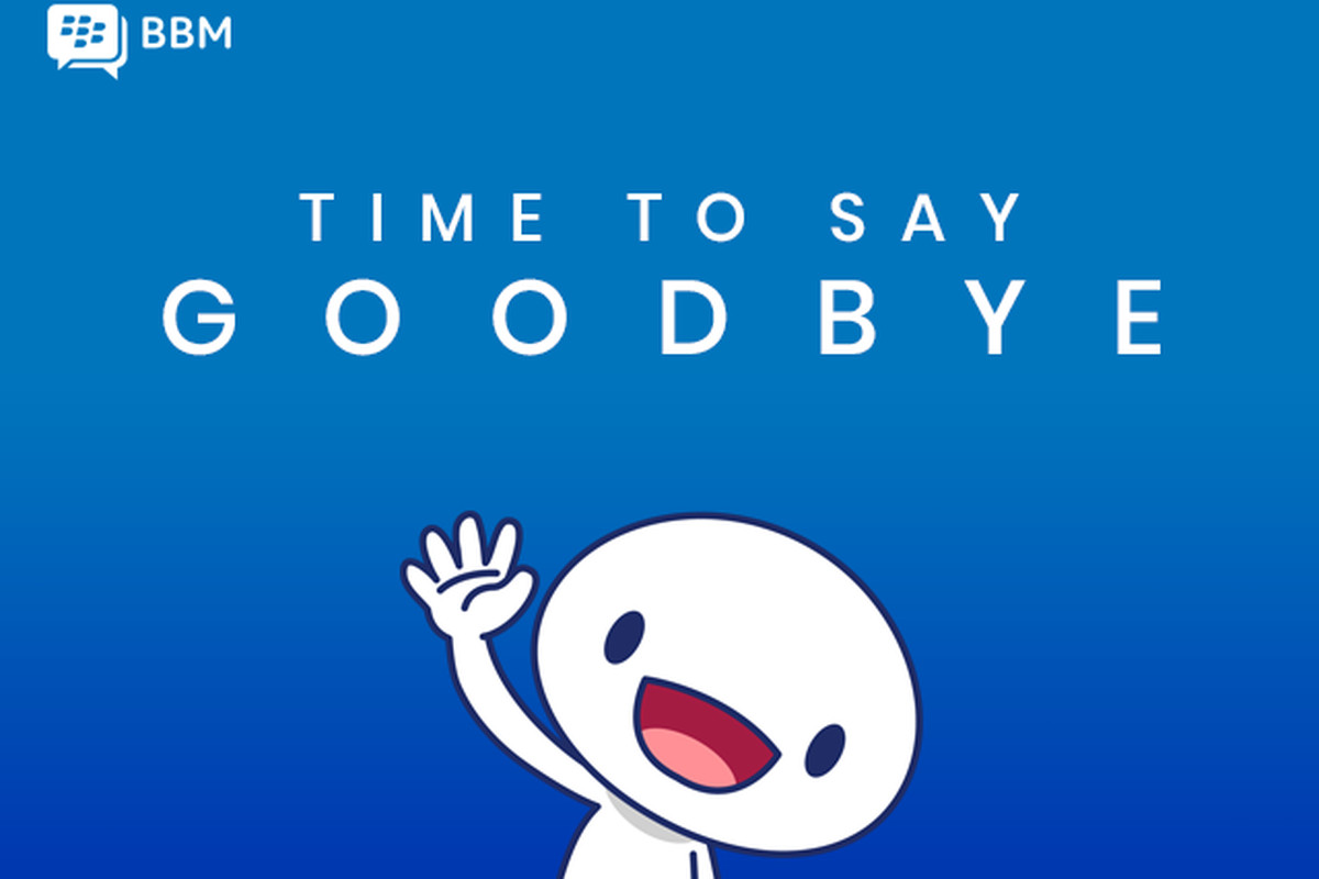 Image result for BlackBerry Messenger BBM Announce Shutting Down By May 31st