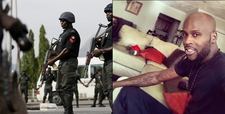 Ikechukwu Threatens To Shoot SARS Officer With Their Own Gun If Harassed