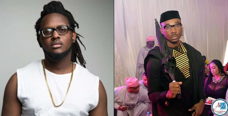 Clarence Peters reacts as Pretty Mike says he sleeps with video vixens