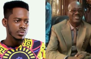 Adekunle Gold loses dad after a brief illness