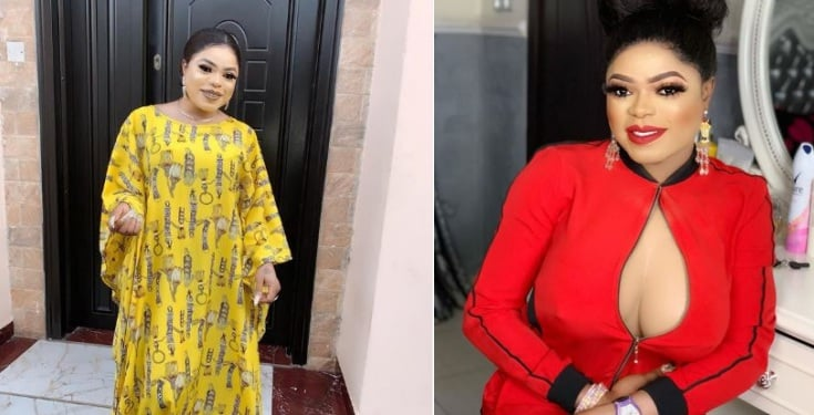 Bobrisky warns IG users for addressing him as ''Bro''