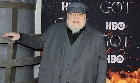 Image result for Game of Thrones author, George RR Martin speaks of 8 new shows