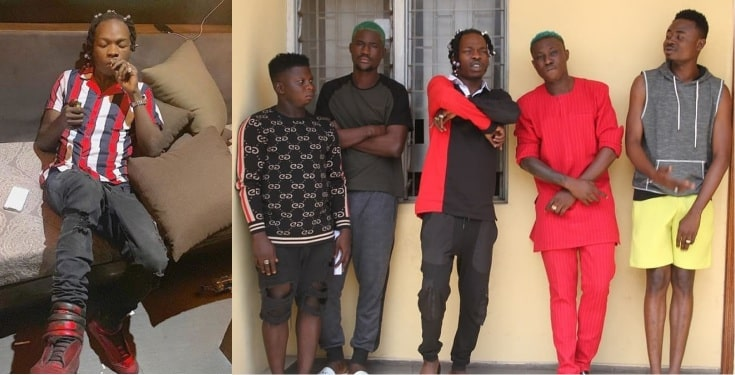 I have been arrested 124 times In England - Naira Marley reveals