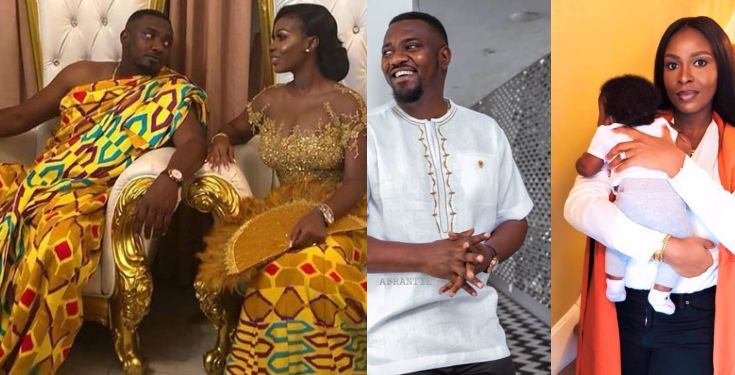 John Dumelo Holds White Wedding Today