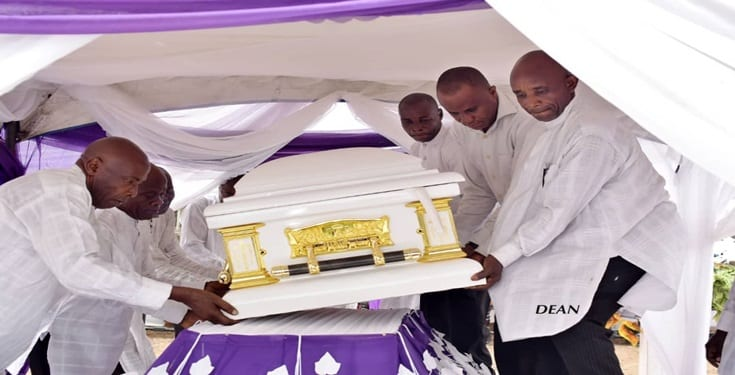 Man reacts after Casket company called him 'Dear Esteemed Customer'