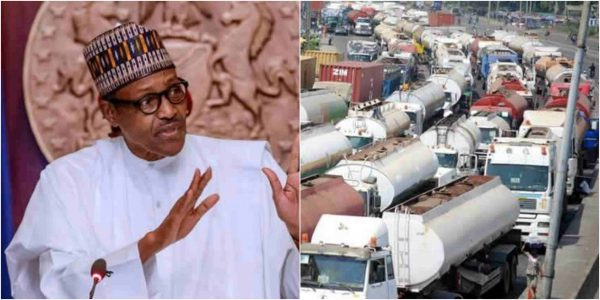 Presidency orders immediate clearing up of the Apapa gridlock lailasnews 4