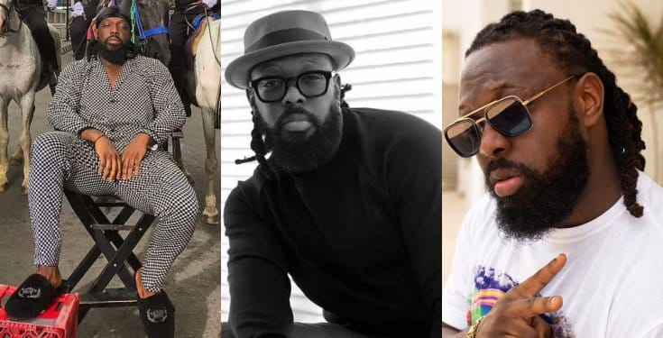 Timaya replies fan begging to clean his house