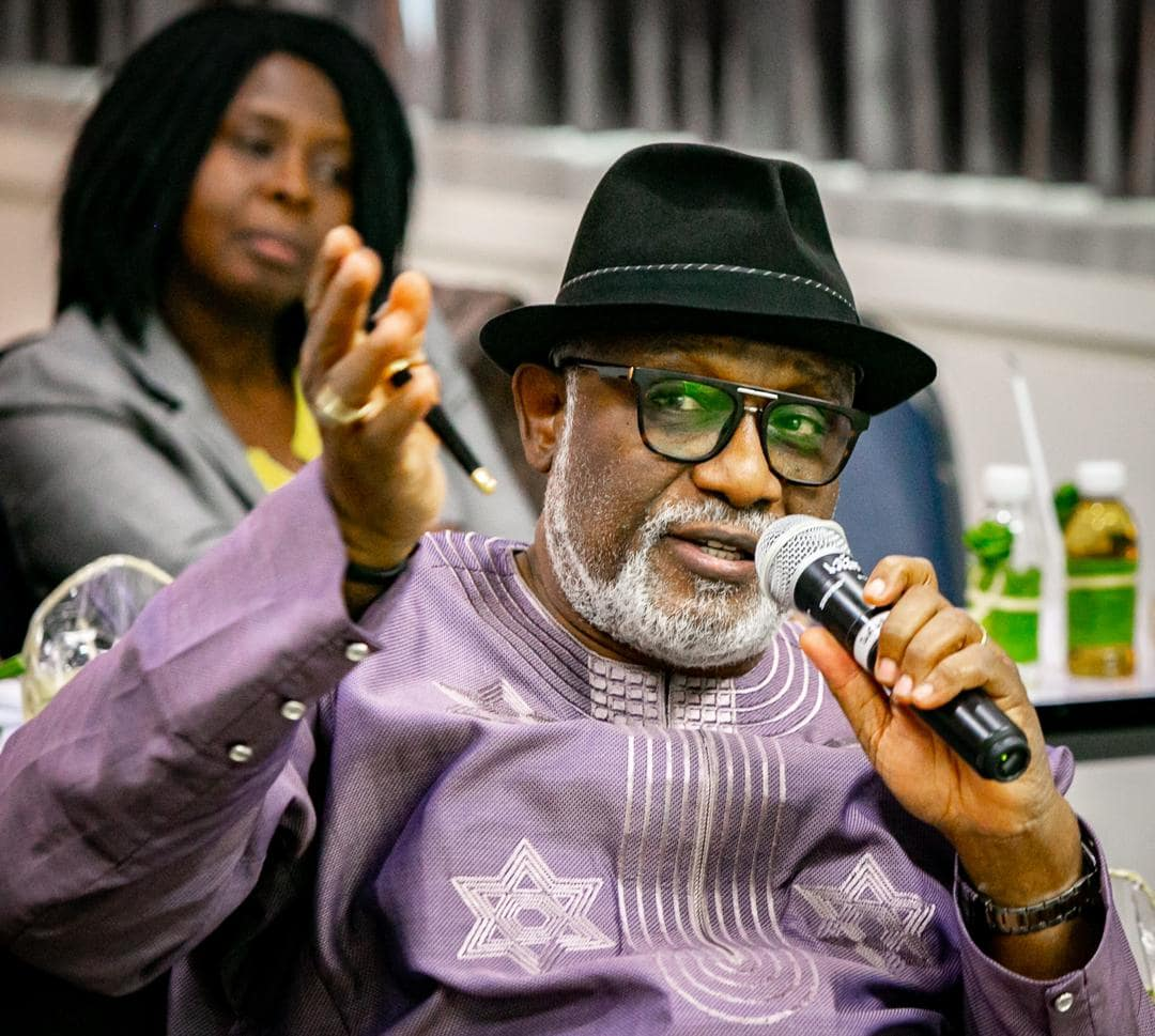 Image result for Gov Rotimi Akeredolu and NDLEA boss visit Thailand for Marijuana cultivation