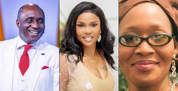 Kemi Olunloyo Leaks Chats That Proves Pastor Ibiyiomie And Iyabo Ojo Are Dating