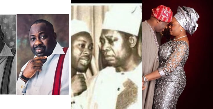 Dele Momodu celebrates 59th birthday with iconic throwbacks