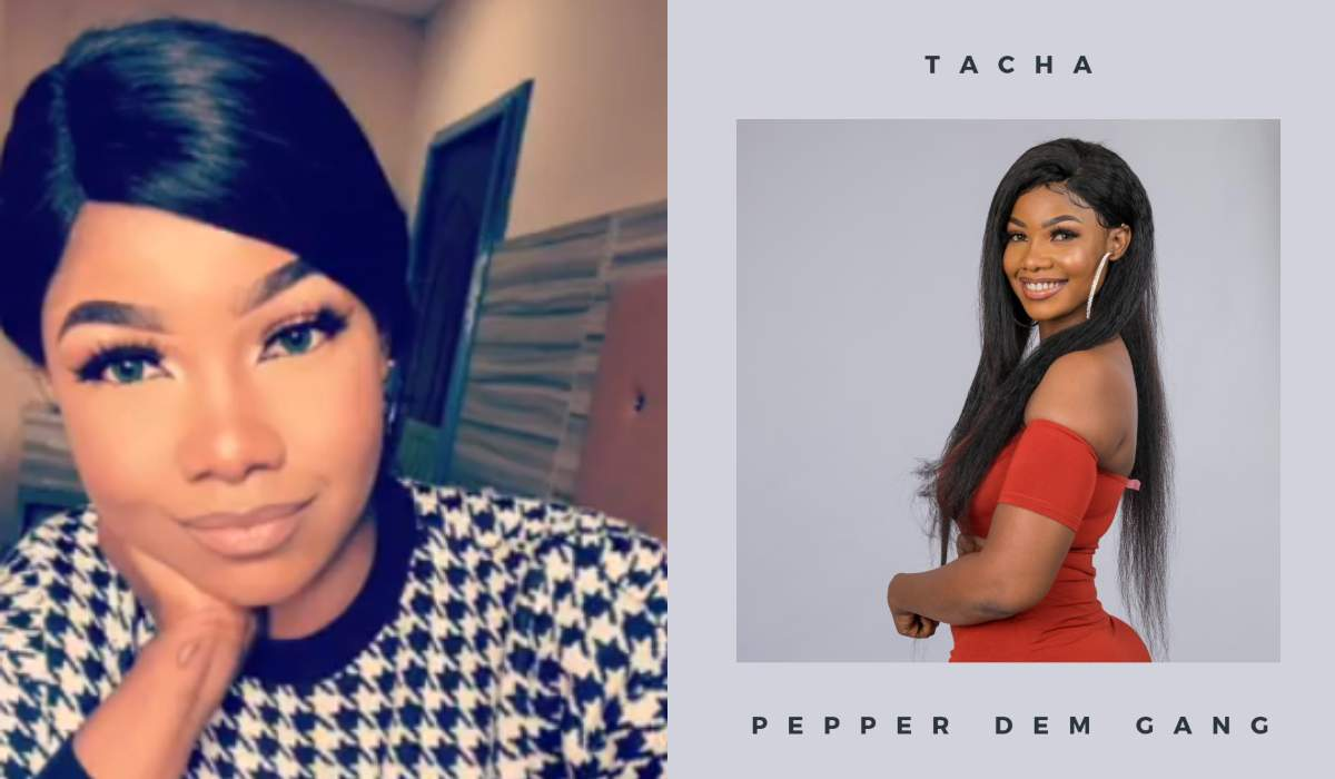 BBNaija 2019 Housemate: Meet Tacha before the show