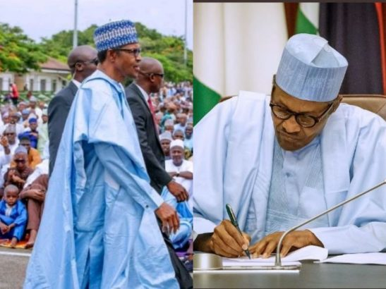 Democracy Day: President Buhari signs June 12 bill into Law