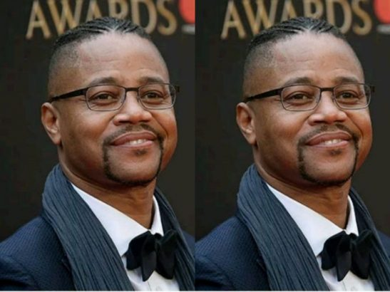 Cuba Gooding Jr. accused of groping a woman in New York