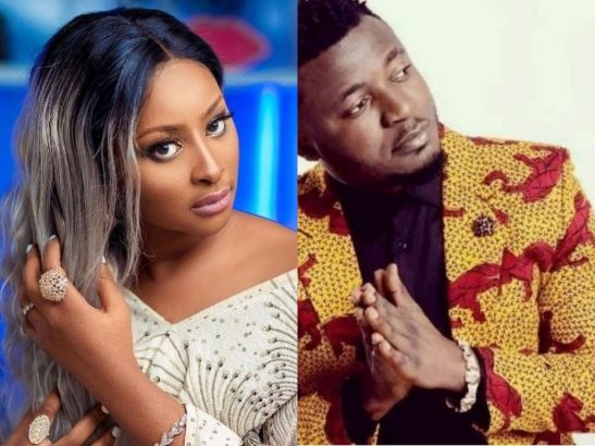 Etinosa to MC Galaxy: Stop lying to Nigerians about the video