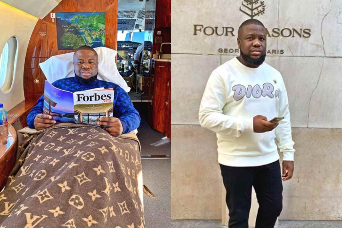 If you knew my whole story, you'd be proud of me! - Hushpuppi - lailasnews