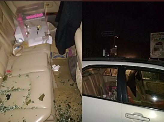 Man reveals what happened to his car within 12mins of using an ATM in Abuja
