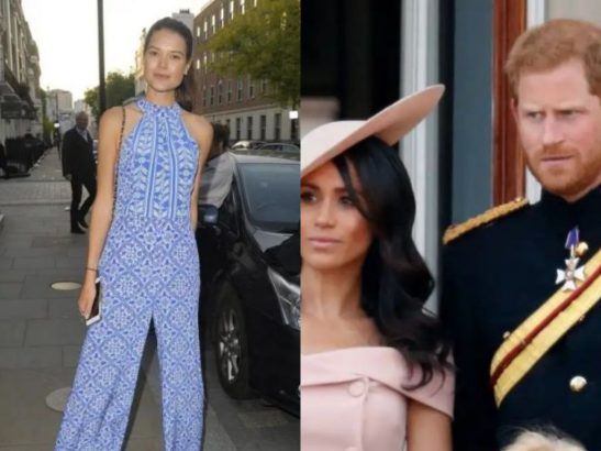 Meghan Markle wasn't the only woman Prince Harry was dating