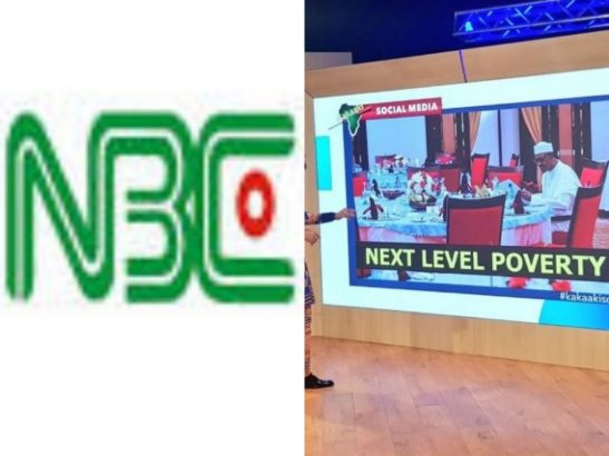 Kakaaki boycotts airing of programme in protest against NBC