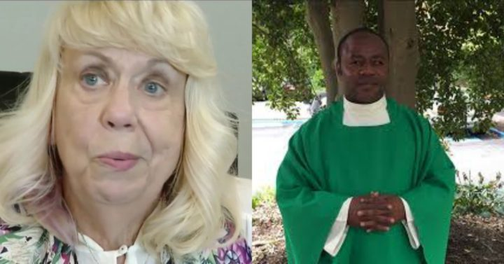 Nigerian Catholic priest sued by American woman who he allegedly raped - lailasnews