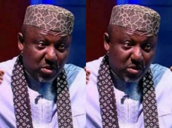 Okorocha denied accreditation, storms out of National Assembly