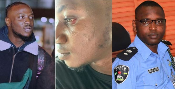 Yomi Shogunle reveals how much Pamilerin can make from being slapped by Peruzzi