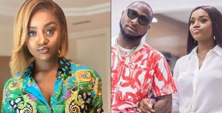 'I'm about to sue somebody's ass' – Davido's girlfriend Chioma reveals