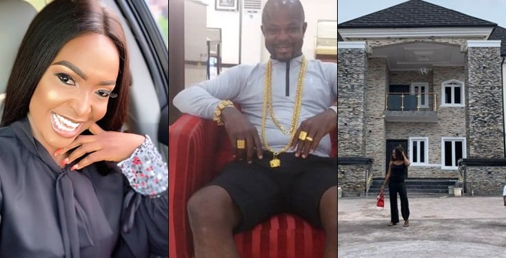 Blessing Okoro claims Onye Eze has been arrested by the Police