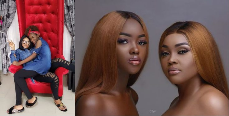 """""""I have talked to you about boys and staying focused"""" – Mercy Aigbe reminds her daughter as she turns 18"""
