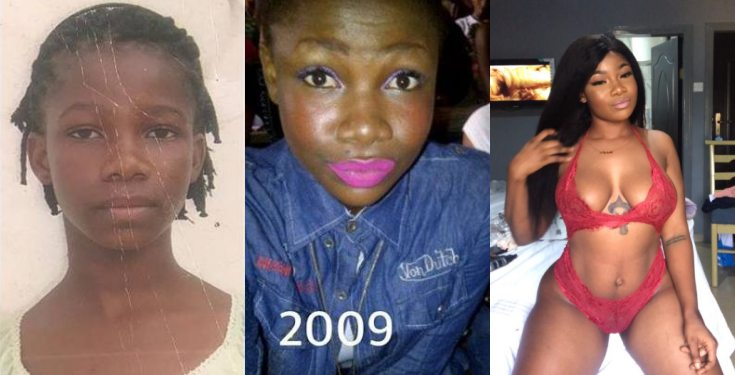 BBNaija 2019: Throwback photos of Big Brother housemate Tacha (photos)