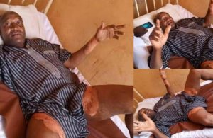 Mother-of-10 pours hot water on her husband over plans to marry a 2nd wife
